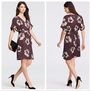 Loft Wrap Dress XSP